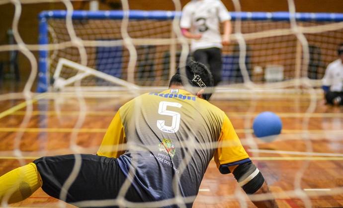 São José Goalball (Foto: Arthur Marega/Instituto Athlon)