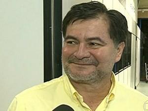 Ex-senador boliviano Roger Pinto (Foto: Rede Globo)