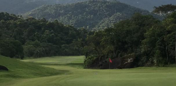 Campos de golfe (Foto: Reprodução)
