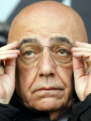 Adriano Galliani Milan (Foto: Reuters)