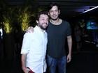 Gregório Duvivier e João Vicente de Castro cancelam espetáculo no Rio