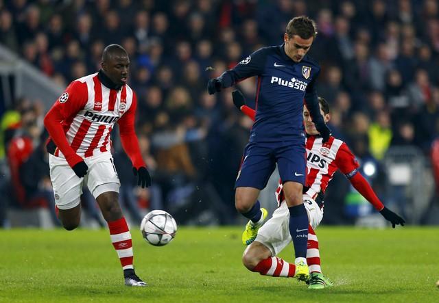 Resultado de imagem para Atlético de Madrid x PSV