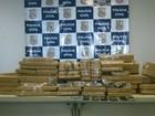 Polícia prende dois espanhóis e mais 3 com 108 quilos de drogas no Ceará