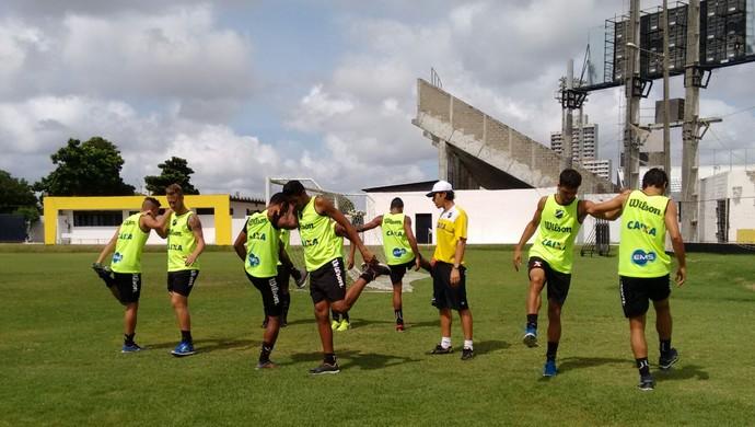 ABC - treino CT Alberi Ferreira de Matos (Foto: Andrei Torres/Divulgação)