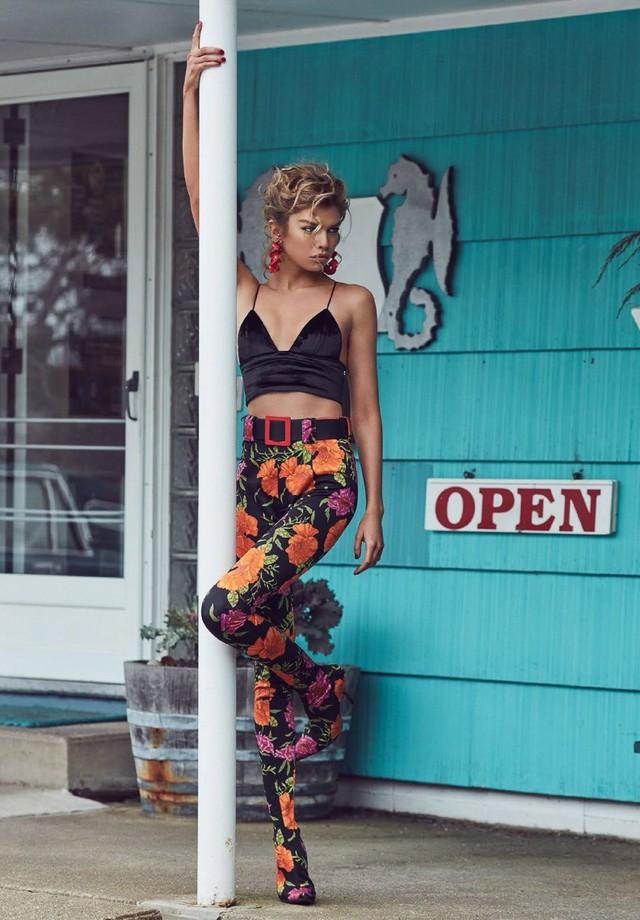 Stella Maxwell (Foto: Reprodução )