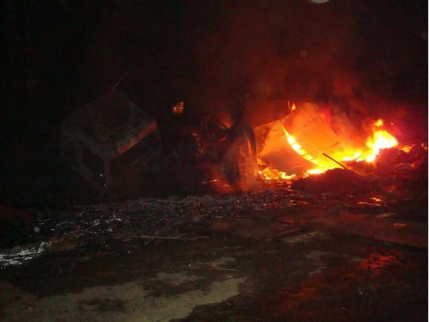 Seis pessoas morrem após carro colidir com carreta na Bahia, diz PRF (Foto: Divulgação/Aloalosalomao)