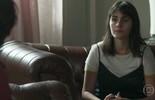 Bebeth conversa com Mathias sobre a situação de Eric