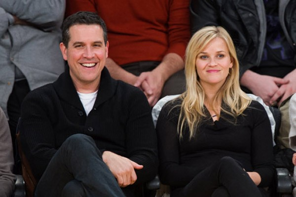 Reese Witherspoon & Jim Toth (Foto: .)