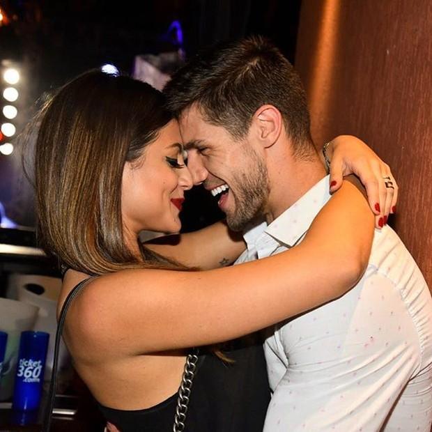 Jonas e Mari Gonzalez (Foto: Reprodução/Instagram)