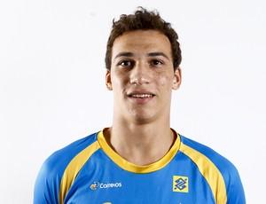 João, seleção brasileira handebol (Foto: Divulgação/CBHb)