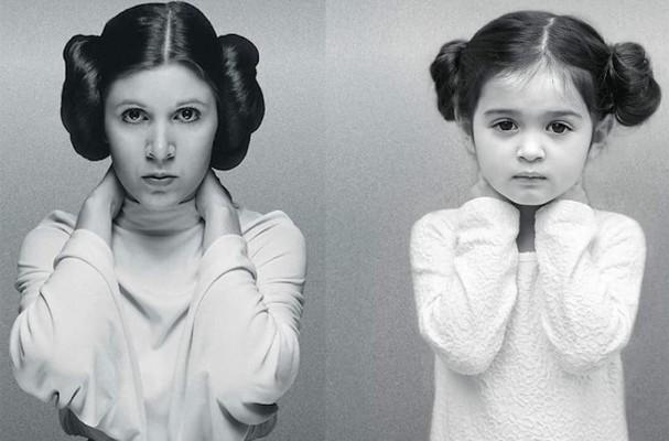 Princesa Leia (Foto: Instagram/Reprodução)