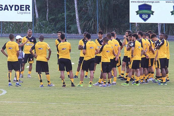Daniel Gonçalves Vasco treino (Foto: Marcelo Sadio / Flickr do Vasco)