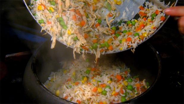 Receita deliciosa do 'Todo Sabor' é fácil e rápida de fazer (Foto: Reprodução EPTV)