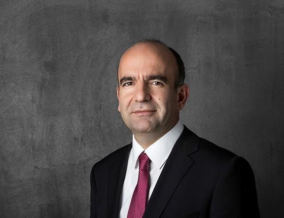 O jornalista turco Abdulhamit Bilici, ex-editor chefe do jornal Zaman (Foto: Arquivo pessoal)