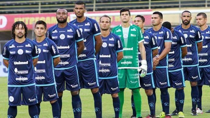 São Bento - elenco temporada 2017 (Foto: Jesus Vicente/ EC São Bento)