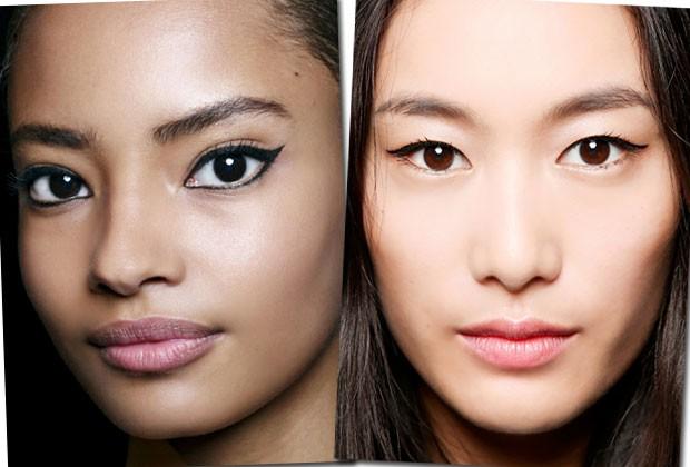 Descubra a maneira certa de aplicar o delineador para cada formato de olho