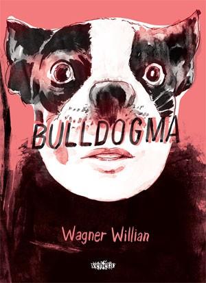 Capa da novela gráfica 'Bulldogma'