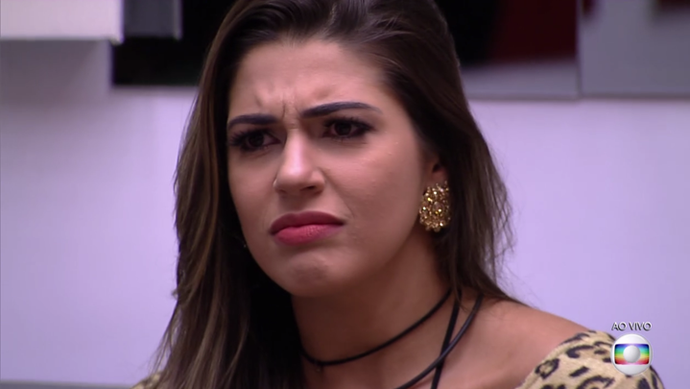 Vivian BBB17 (Foto: TV Globo)