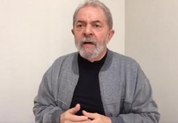 O ex-presidente Luiz Inácio Lula da Silva em entrevista à Rádio Metrópole (Foto: Reprodução/Ricardo Stuckert)