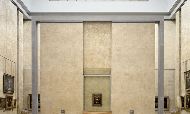 Monnalisa, Museu do Louvre, Paris