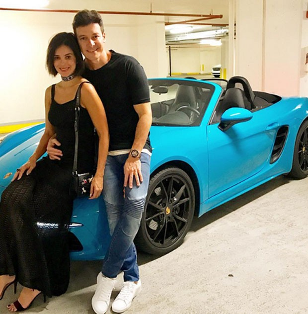 Rodrigo Faro e Vera Viel (Foto: Reprodução)
