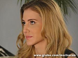 Hanna Romanazzi adora sair com as amigas (Foto: Malhação / TV Globo)