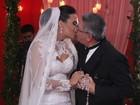 Shayene Cesário se casa em festa para 80 convidados no Rio