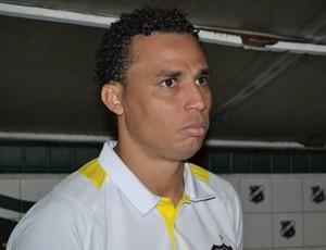Gilmar, atacante do ABC (Foto: Jocaff Souza)