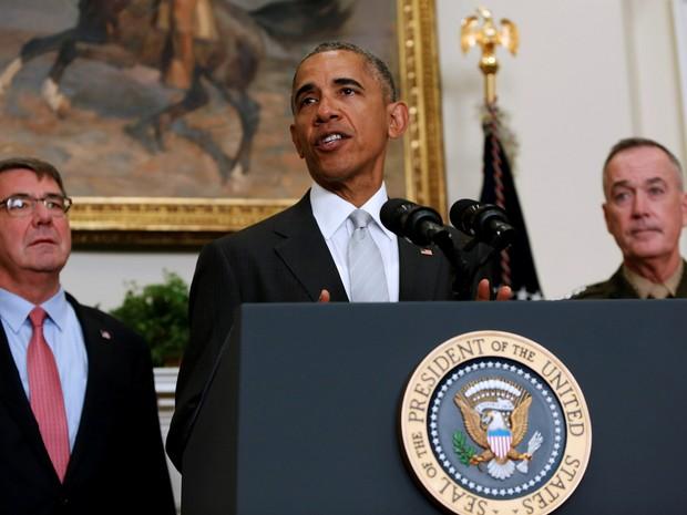 Obama deixará 8,4 mil soldados no Afeganistão ao término do mandato (Foto: Gary Cameron/Reuters)