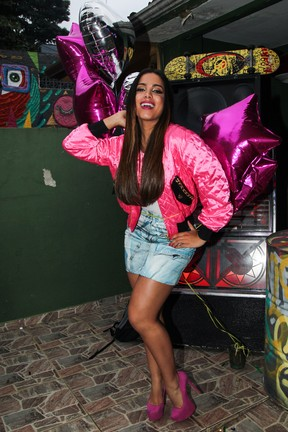 Anitta (Foto: Manuela Scarpa / PhotorioNews)