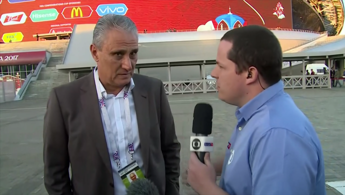 056462174f Tite coloca Sochi na mira da Seleção e vê novidades táticas na Alemanha