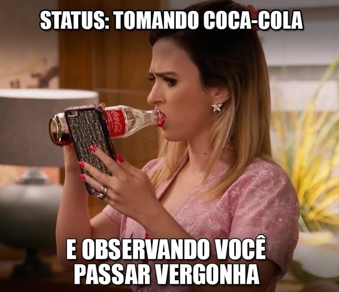 Fedora - meme 11 (Foto: TV Globo)