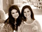 Mãe de Selena Gomez dá à luz uma menina