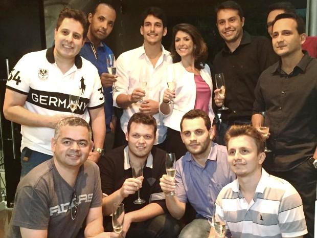 Traders que participaram da segunda fase do reality show (Foto: Divulgação)