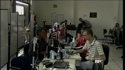 Fórum Eleitoral reabre após 8 meses de horário especial para cadastramento biométrico