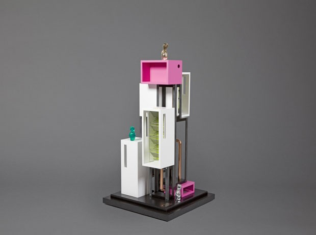 Sound [Play]ce, por HLM Architects em colaboração com JuJu Ross Design/A&J Hilliard Cabinet Makers (Foto: Thomas Butler)