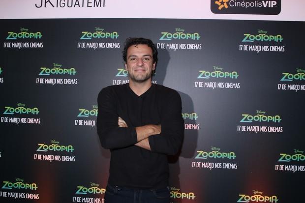 Rodrigo Lombardi (Foto: Thiago Duran/ Ag. News)