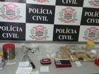 Homem é preso com 5,5 quilos de droga em casa no Belém em Taubaté