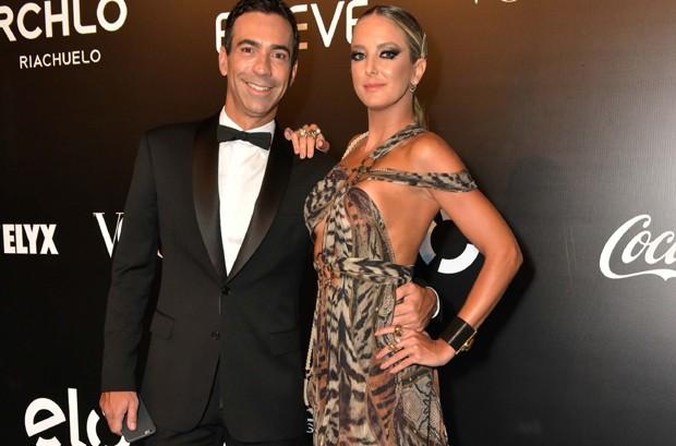 O casal César Tralli e Ticiane Pinheiro (Foto: Divulgação)