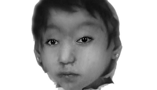 42c3abcde9b27 G1 - O mistério de Angela  A menina encontrada em mala que ficou 13 ...