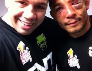 José Aldo UFC 179 Rio 5 (Foto: Twitter)