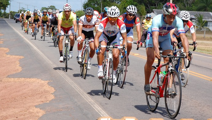 Ciclismo no Curiaú, Macapá, Amapá (Foto: Divulgação/FAC)