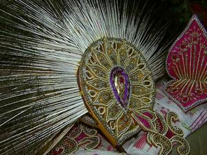 Peças luxuosas atraem os amantes por carnaval (Foto: Reprodução EPTV)