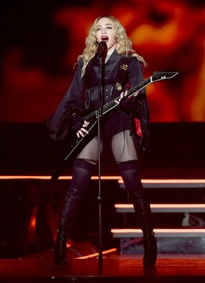 Madonna (Foto: Kevin Winter/Getty Images/AFP)