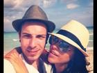 Carnaval? Mariana Rios e Di Ferrero fogem da folia e vão para Miami