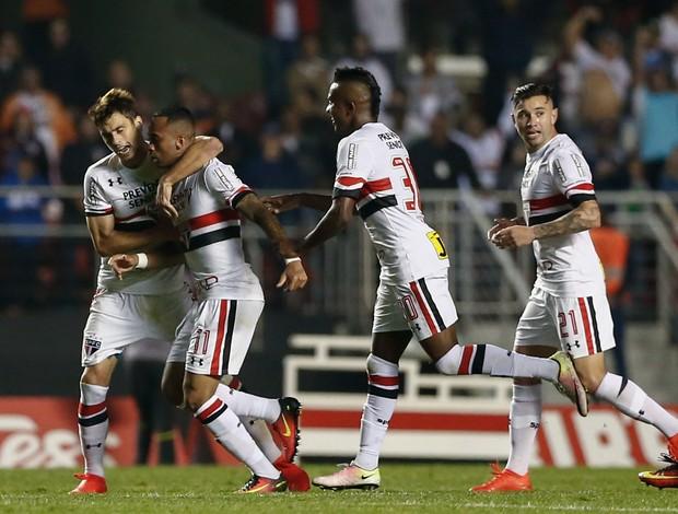 Wesley; São Paulo x Cruzeiro