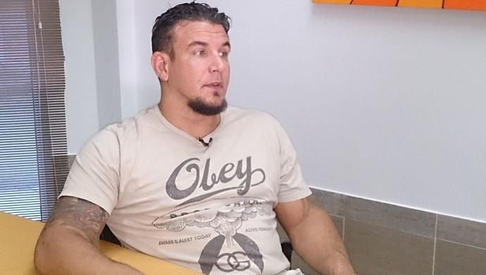 Frank Mir UFC Mogi das Cruzes (Foto: Bruno Rocha)