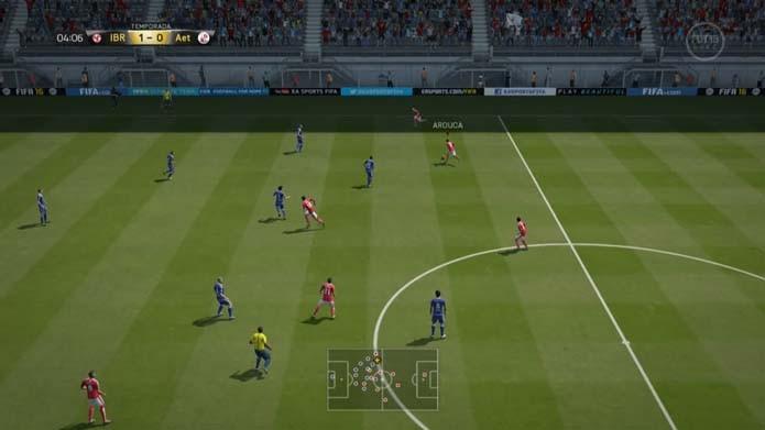 Fifa 16: confira dicas para mandar bem no game (Foto: Reprodução/Murilo Molina)