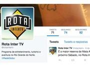 Twitter Rota Inter TV (Foto: Divulgação)