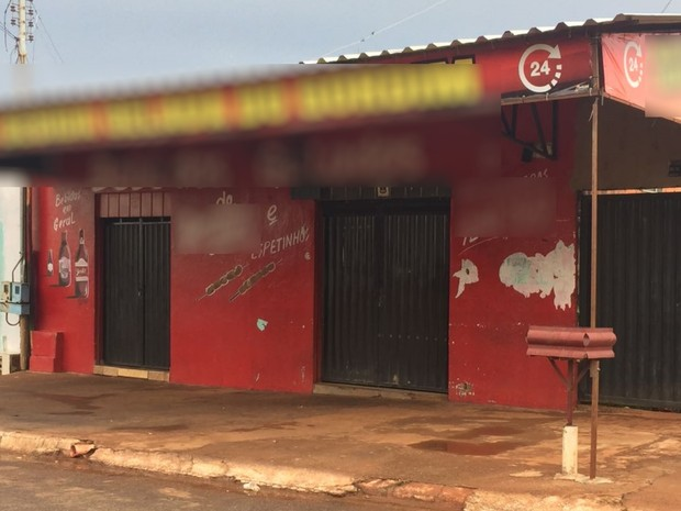 Adolescente mata dono de bar que tentou estuprá-la em Goiás, diz polícia (Foto: Lara Leão/TV Anhanguera)